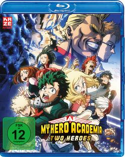 My Hero Academia: Two Heroes – Blu-ray von Nagasaki,  Kenji