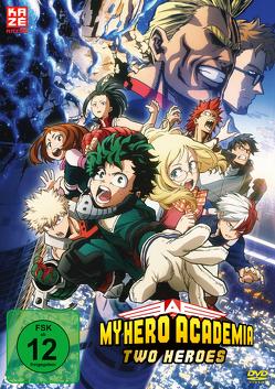 My Hero Academia: Two Heroes – DVD von Nagasaki,  Kenji