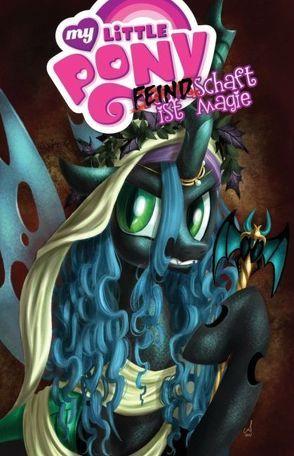 My little Pony: Feindschaft ist Magie von Rice,  Christina, Whitley,  Jeremy
