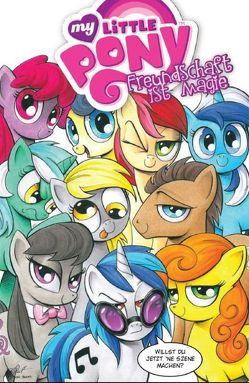 My little Pony: Freundschaft ist Magie von Cook,  Katie, Price,  Andy