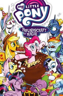 My little Pony – Freundschaft ist Magie von Anderson,  Ted, Chanel,  Josef, Fosgitt,  Jay, Garbowska,  Agnes, Price,  Andy, Whitley,  Jeremy