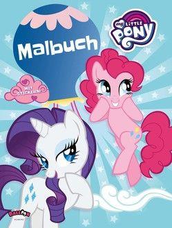 My Little Pony Malbuch von Hasbro