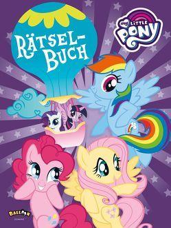 My Little Pony Rätselbuch von Hasbro
