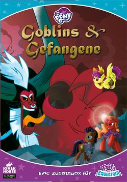 My little Pony – Tails of Equestria: Goblins & Gefangene von Barouh,  Zak
