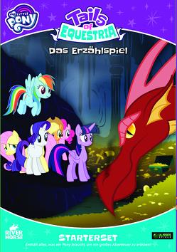 My Little Pony – Tails of Equestria: Starterset von Cavatore,  Alessio