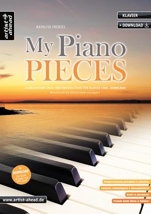 My Piano Pieces von Frenzel,  Nataliya