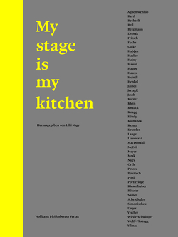 My stage is my kitchen von Lilli,  Nagy
