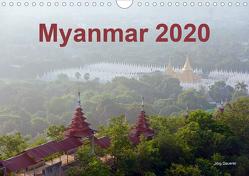 Myanmar 2020 (Wandkalender 2020 DIN A4 quer) von Dauerer,  Jörg