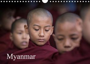 Myanmar 2020 (Wandkalender 2020 DIN A4 quer) von Rusch,  Winfried
