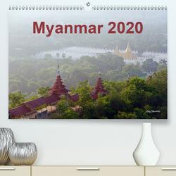 Myanmar 2020 (Premium, hochwertiger DIN A2 Wandkalender 2020, Kunstdruck in Hochglanz) von Dauerer,  Jörg