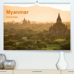 Myanmar – Eindrücke (Premium, hochwertiger DIN A2 Wandkalender 2020, Kunstdruck in Hochglanz) von Knappmann,  Britta