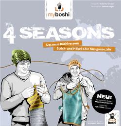 MyBoshi 4 Seasons – Jede Menge neue Mützen und andere coole Häkelideen für das ganze Jahr. ePub-Version von Jaenisch,  Thomas, Rohland,  Felix