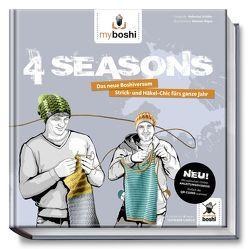 myboshi 4 Seasons von Jaenisch,  Thomas, Rohland,  Felix, Schüler,  Hubertus