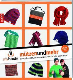 myboshi – mützenundmehr von Jaenisch,  Thomas, Rohland,  Felix
