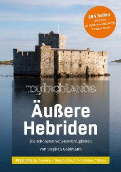 MyHighlands Äußere Hebriden von Goldmann,  Stephan