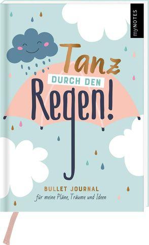 myNOTES Bullet Journal Tanz durch den Regen