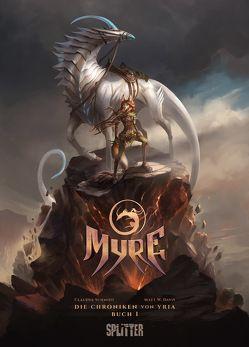 Myre – Die Chroniken von Yria. Band 1 von Schmidt,  Claudya