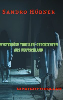 Mysteriöse Thriller-Geschichten aus Deutschland von Hübner,  Sandro