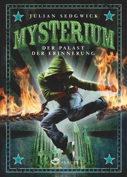 Mysterium. Der Palast der Erinnerung von Ahrens,  Henning, Sedgwick,  Julian
