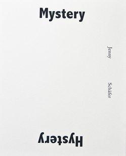 Mystery Hystery von Groß,  Nina Lucia, Schäfer,  Jenny