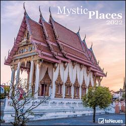 Mystic Places 2022 – Wand-Kalender – Broschüren-Kalender – 30×30 – 30×60 geöffnet