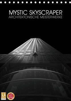 Mystic Skyscraper – Architektonische Meisterwerke (Tischkalender 2019 DIN A5 hoch) von Jelen,  Hiacynta