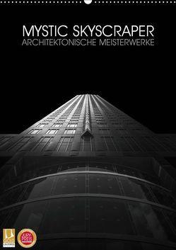 Mystic Skyscraper – Architektonische Meisterwerke (Wandkalender 2019 DIN A2 hoch) von Jelen,  Hiacynta