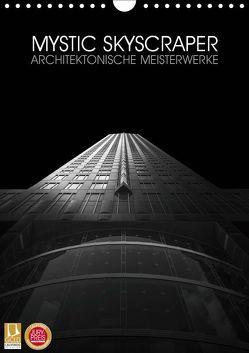 Mystic Skyscraper – Architektonische Meisterwerke (Wandkalender 2019 DIN A4 hoch) von Jelen,  Hiacynta