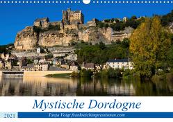 Mystische Dordogne (Wandkalender 2021 DIN A3 quer) von Voigt,  Tanja