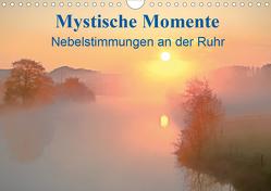 Mystische Momente – Nebelstimmungen an der Ruhr (Wandkalender 2020 DIN A4 quer) von Kaiser,  Bernhard
