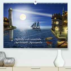 Mystische und romantische Märchenwelt Mausopardia (Premium, hochwertiger DIN A2 Wandkalender 2021, Kunstdruck in Hochglanz) von Jüngling,  Monika