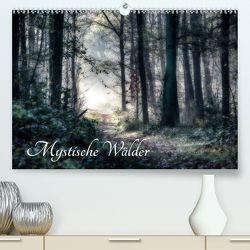 Mystische Wälder (Premium, hochwertiger DIN A2 Wandkalender 2020, Kunstdruck in Hochglanz) von Greiling,  Hermann