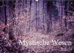 Mystische Wesen (Wandkalender 2019 DIN A2 quer) von cmarits photography,  hannes