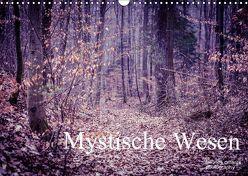 Mystische Wesen (Wandkalender 2019 DIN A3 quer) von cmarits photography,  hannes