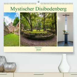 Mystischer Disibodenberg (Premium, hochwertiger DIN A2 Wandkalender 2020, Kunstdruck in Hochglanz) von Hess,  Erhard