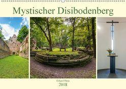 Mystischer Disibodenberg (Wandkalender 2018 DIN A2 quer) von Hess,  Erhard