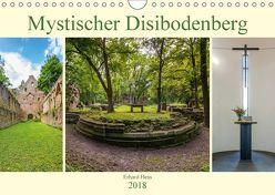 Mystischer Disibodenberg (Wandkalender 2018 DIN A4 quer) von Hess,  Erhard