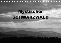 Mystischer Schwarzwald (Tischkalender 2019 DIN A5 quer) von Linderer,  Günter