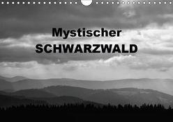 Mystischer Schwarzwald (Wandkalender 2019 DIN A4 quer) von Linderer,  Günter
