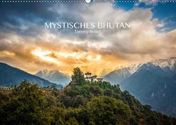 Mystisches Bhutan (Wandkalender 2019 DIN A2 quer) von Seiter,  Tommy