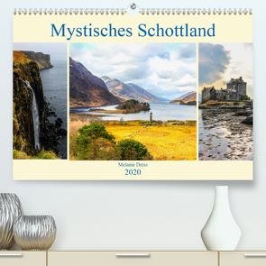 Mystisches Schottland (Premium, hochwertiger DIN A2 Wandkalender 2020, Kunstdruck in Hochglanz) von Deiss,  Melanie