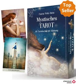 Mystisches Tarot von Welz-Stein,  Catrin