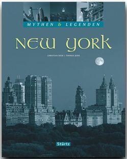 NEW YORK – Mythen & Legenden von Heeb,  Christian, Jeier,  Thomas