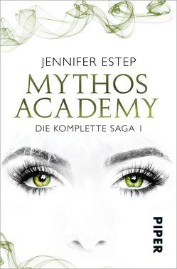 Mythos Academy von Estep,  Jennifer, Lamatsch,  Vanessa