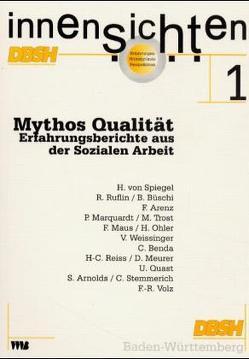 Mythos Qualität von Beilmann,  Michael, Maus,  Friedrich