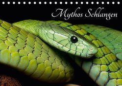 Mythos Schlangen (Tischkalender 2018 DIN A5 quer) von Liepack,  Daniel