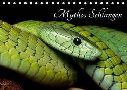 Mythos Schlangen (Tischkalender 2019 DIN A5 quer) von Liepack,  Daniel