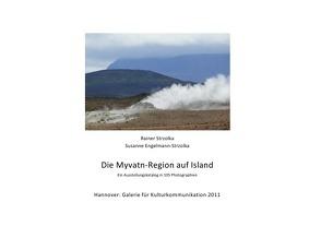 Myvatn, Island von Strzolka,  Rainer