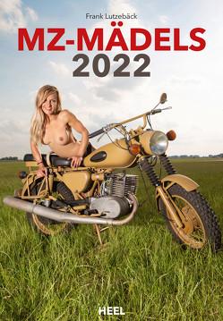 MZ-Mädels 2022 von Lutzebäck,  Frank
