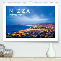 N I Z Z A Impressionen (Premium, hochwertiger DIN A2 Wandkalender 2021, Kunstdruck in Hochglanz) von Dieterich,  Werner